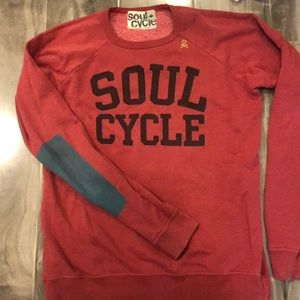 SoulCycle original sweatshirt